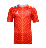 Trikot Frankreich Rugby 2015-2016 (Rot)