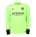 Trikot Manchester City FC 2015-2016 Third