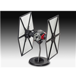 Star Wars Episode VII EasyKit Modellbausatz First Order Special Forces Tie Fighter 19 cm