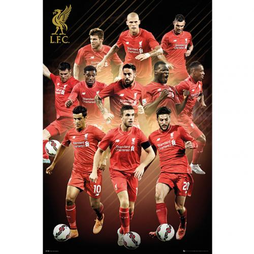 Poster Liverpool FC 176988