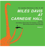 Vinyl Miles Davis - At The Carnegie Hall Part Two