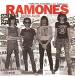 Vinyl Ramones - Eaten Alive - The 4 Acres - New York - 1977 (2 Lp)