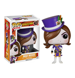 Borderlands POP! Games Vinyl Figur Mad Moxxi 9 cm