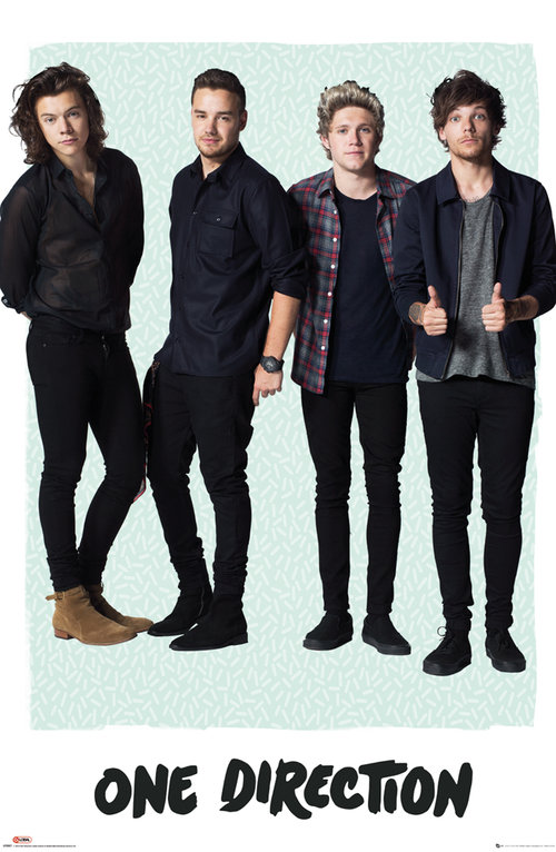 Poster One Direction 177450
