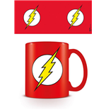 DC Comics Tasse Flash Logo