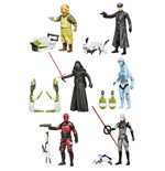 Star Wars Actionfiguren 10 cm 2015 Jungle/Space Wave 2 Sortiment (12)