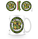Teenage Mutant Ninja Turtles Tasse Fearsome Fighting