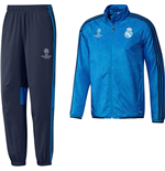 Trainingsanzug Real Madrid 2015-2016 (Blau)