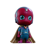 Avengers Age of Ultron Cosbaby (S) Minifigur Serie 2 Vision 9 cm