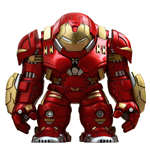 Avengers Age of Ultron Cosbaby (S) Minifigur Serie 1.5 Hulkbuster 14 cm