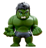 Avengers Age of Ultron Cosbaby (S) Minifigur Serie 1.5 Hulk 14 cm
