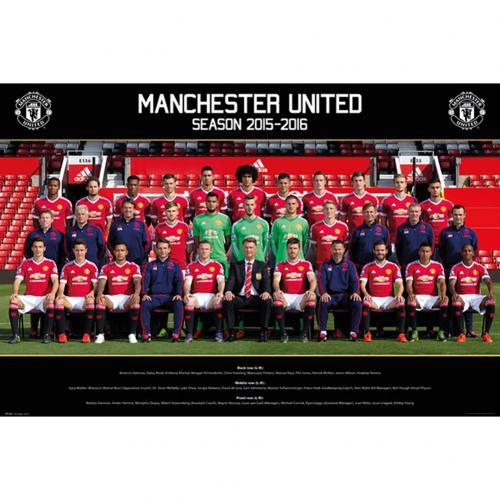 Poster Manchester United FC 178757