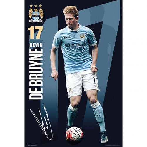 Poster Manchester City FC 178760
