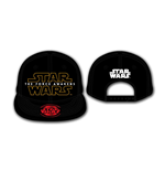 Star Wars Episode VII Baseball Cap Logo