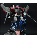 Transformers Actionfigur Optimus Prime (Starscream Version) 30 cm