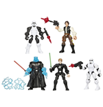 Star Wars Hero Mashers Actionfiguren 15 cm Multi-Pack 2015 Episode VI