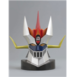Mazinger Z Diecast Figur Metal Action No. 2 Great Mazinger Brain Condor Head 10 cm