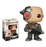 Evolve POP! Games Vinyl Figur Markov 9 cm