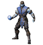 Mortal Kombat X Actionfigur Sub-Zero Ice Variant Previews Exclusive 15 cm