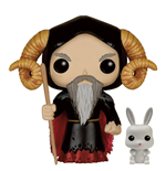 Monty Python Die Ritter der Kokosnuss POP! Movies Figur Tim the Enchanter 9 cm