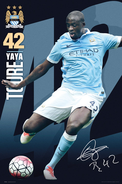 Poster Manchester City FC 179632