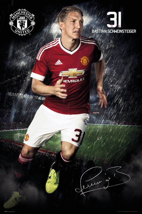 Poster Manchester United FC 179634