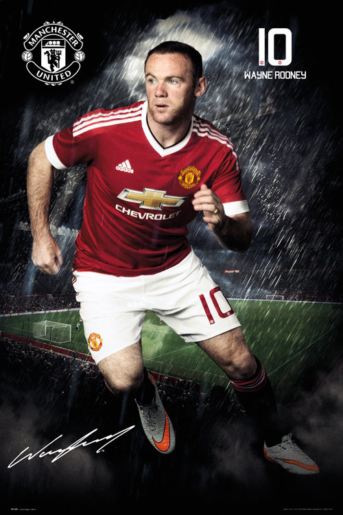 Poster Manchester United FC 179635