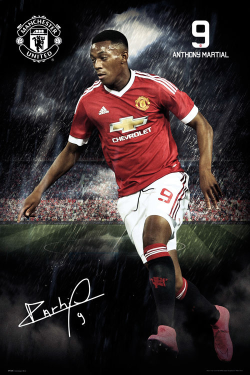 Poster Manchester United FC 179636