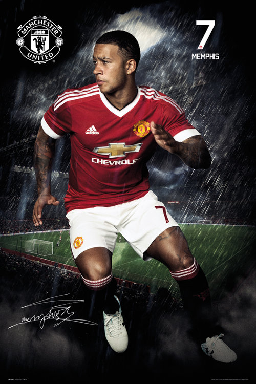Poster Manchester United FC 179638