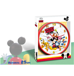 Wanduhr Mickey Mouse