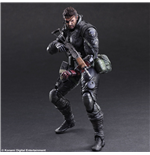 Metal Gear Solid V The Phantom Pain Play Arts Kai Actionfigur Venom Snake Sneaking Suit Ver. 27 cm