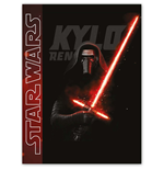 Star Wars Episode VII Fleecedecke Kylo Ren 150 x 125 cm