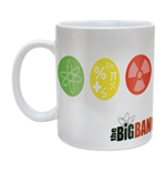 Tasse Big Bang Theory - Symbols