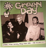 Vinyl Green Day - Wfmu  New Jersey May 28th 1992 – Fm Broadcast