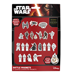Star Wars Episode VII Magnete Set