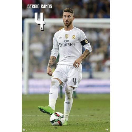 Poster Real Madrid 180679