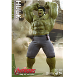 Avengers Age of Ultron Movie Masterpiece Actionfigur 1/6 Hulk Deluxe 42 cm