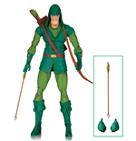 DC Comics Icons Actionfigur Green Arrow (The Longbow Hunters) 15 cm