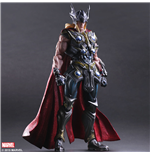 Marvel Comics Variant Play Arts Kai Actionfigur Thor 27 cm