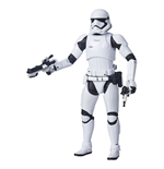 Star Wars Episode VII Black Series Actionfigur 2015 First Order Stormtrooper SDCC Exclusive 15 cm