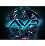 Alien Vs Predator Brettspiel The Hunt Begins Expansion Pack Predators *Englische Version*