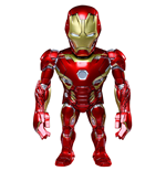 Avengers Age of Ultron Artist Mix Wackelkopf-Figur Iron Man Mark XLV 13 cm