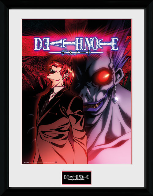 Kunstdruck Death Note 181463