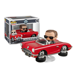 Agents of S.H.I.E.L.D. POP! Rides Vinyl Fahrzeug mit Figur Director Coulson & Lola 12 cm