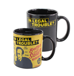 Better Call Saul Tasse mit Thermoeffekt In Legal Trouble