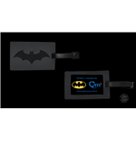 DC Comics Kofferanhänger Batman Logo SDCC Exclusive