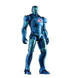Iron Man MMS Diecast Actionfigur 1/6 Iron Man Mark III Stealth Mode Ver. 2015 Summer Exclusive 30 cm