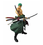One Piece Variable Action Heroes Actionfigur Roronoa Zoro 18 cm