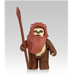 Star Wars Jumbo Vintage Kenner Actionfigur Wicket 16 cm