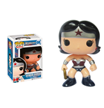 DC Comics POP! Heroes Vinyl Figur Wonder Woman (The New 52) 9 cm